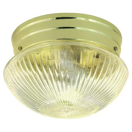 - Nuvo Lighting  76/252  Ceiling Fixtures  Indoor Lighting  Flush Mount  ;Polished Brass
