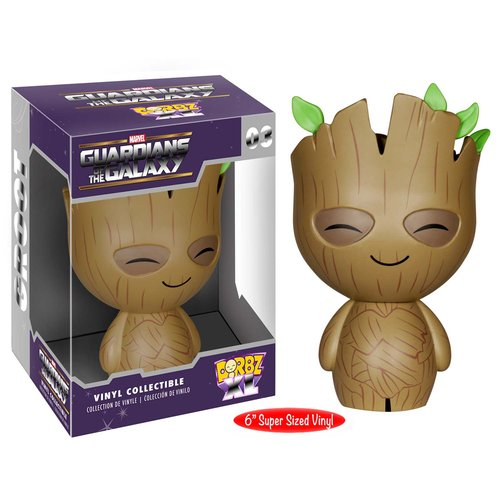 "Funko Marvel Dorbz XL 5663 Guardians Of the Galaxy 6"" Groot"