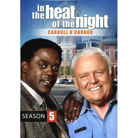 In the Heat of the Night: Season 5 (DVD) (Alan Autry In The Heat Of The Night)