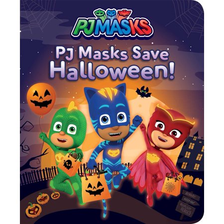 Halloween Night Meaning (PJ Masks Save Halloween!)