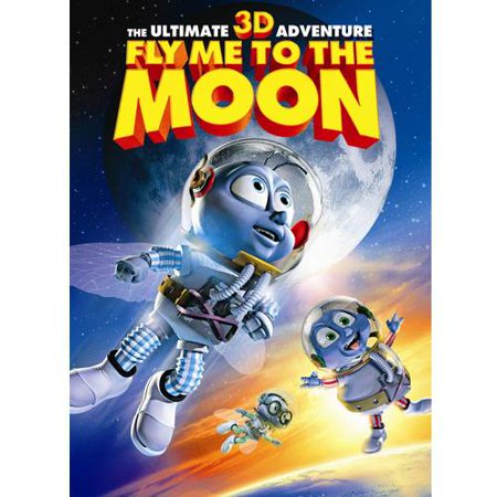 Fly Me To The Moon  The Ultimate 3D Adventure  Widescreen