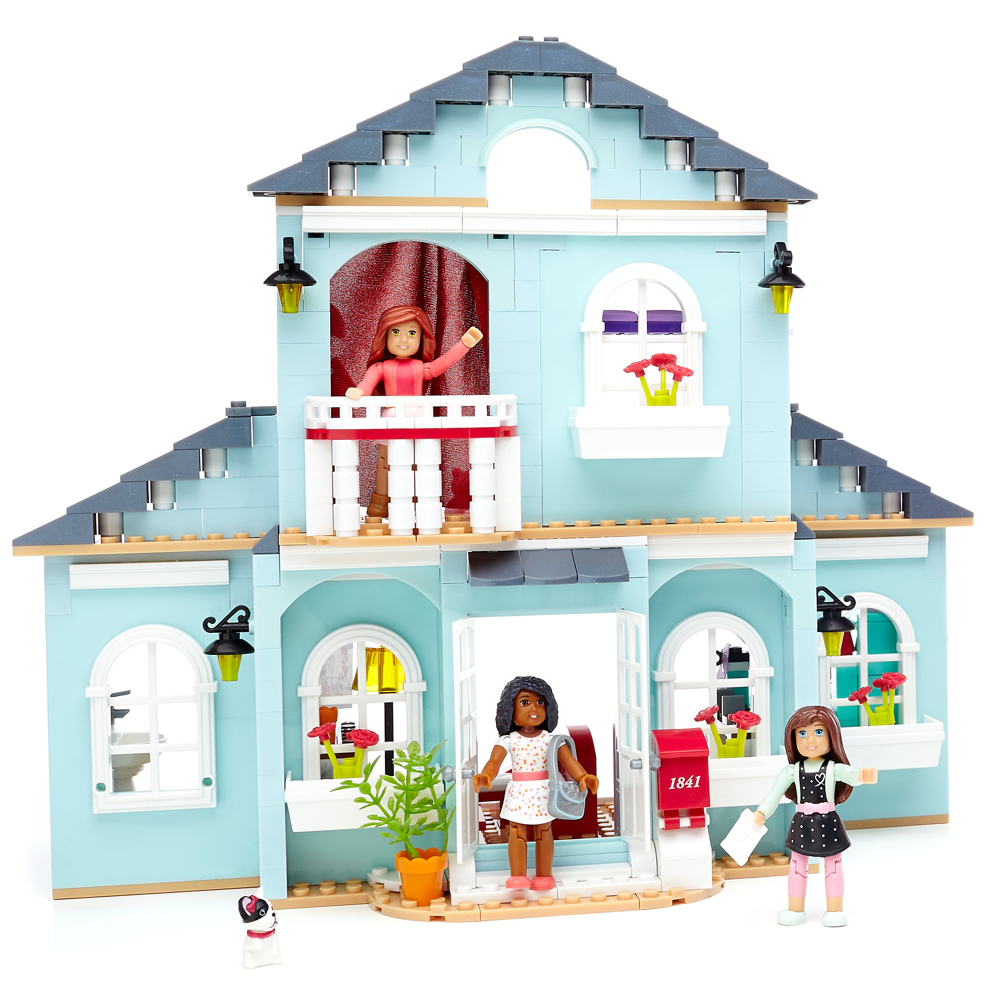 Mega Bloks American Girl Grace's 2-in-1 Buildable Home