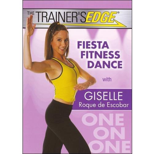 The Trainer's Edge: Fiesta Fitness Dance (Full Frame)