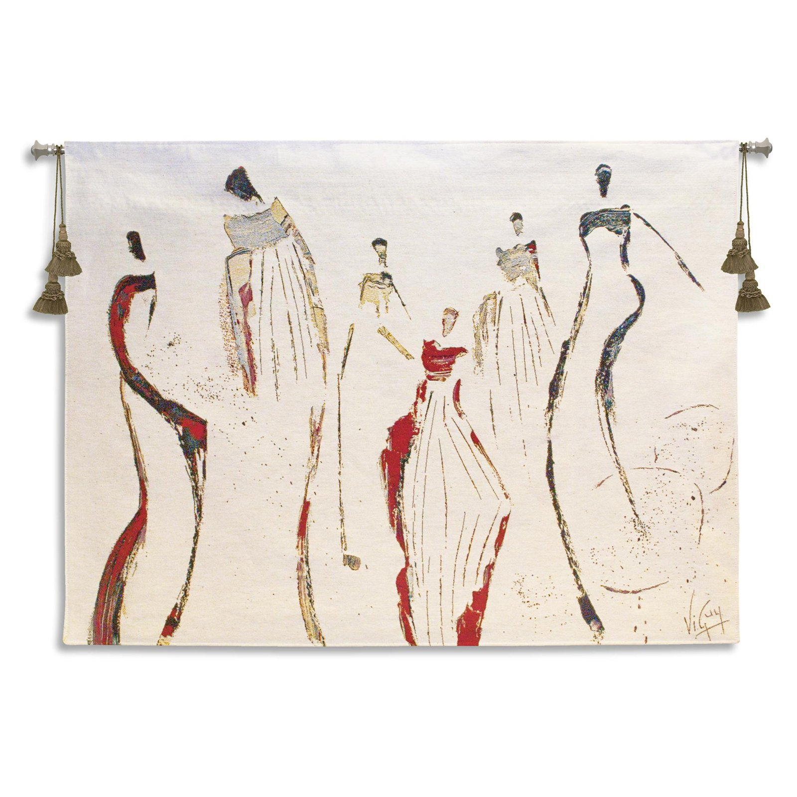 Fine Art Tapestries Cirque Wall Tapestry by Supplier Generic