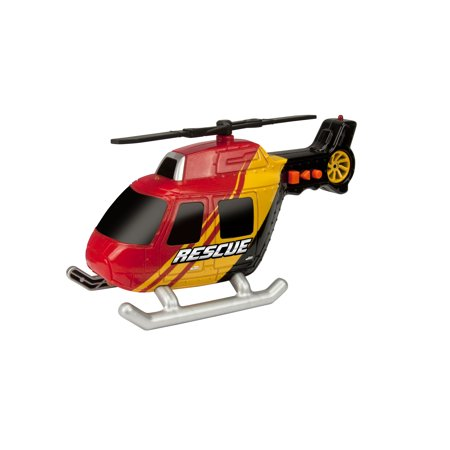 Adventure Force Mini Rush & Rescue Police Helicopter