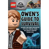 Lego Jurassic World: Owen's Guide to Survival (Paperback)