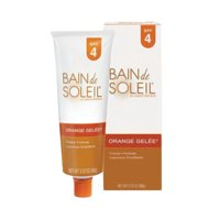 Bain De Soleil Orange Gelee Sunscreen, Spf 4 - 3.12 Oz, 2 Pack