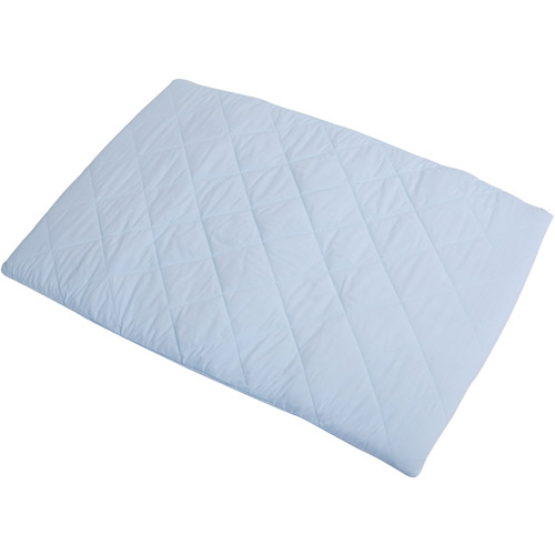 Graco Playard Pack 'N Play Sheet, Quilted, Light Blue