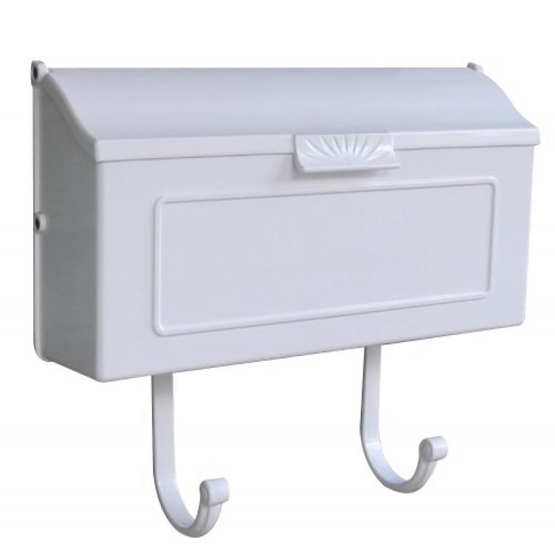 Special Lite Products SHH-1006-WH Horizon Horizontal Mailbox, White by Horizon Horizontal Mailbox