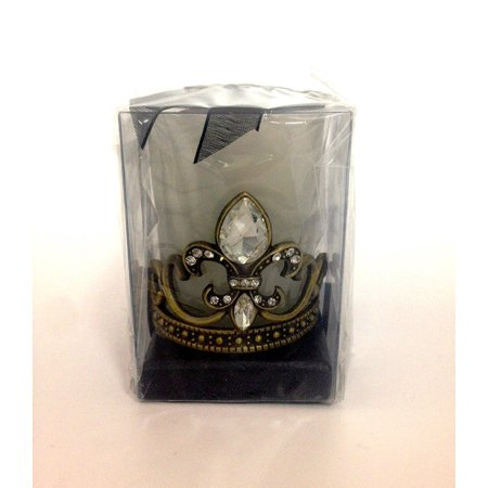 Fleur de Lis Votive Holder, A stylish accessory for your home By All For Giving Ship from US Fleur De Lis Hose Holder