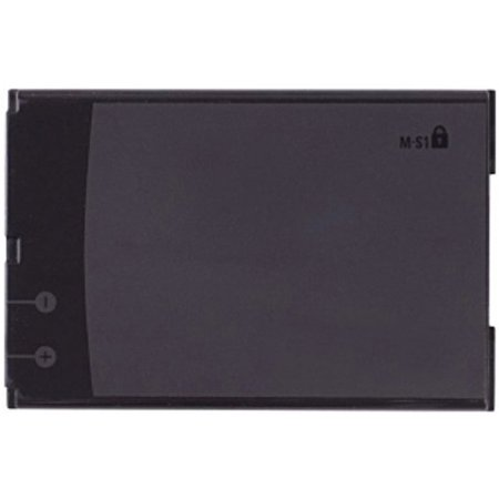 Blackberry Bold Battery Door (Replacement For Blackberry MS-1 MS1 Battery - Fits BOLD 9000 9700 9780)