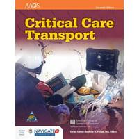 Critical Care Transport (Edition 2) (Paperback)