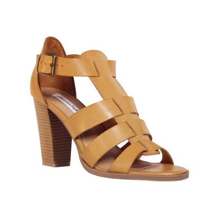 American Eagle Hooligan Brown Womens Sandals 6 M American Eagle Sandals