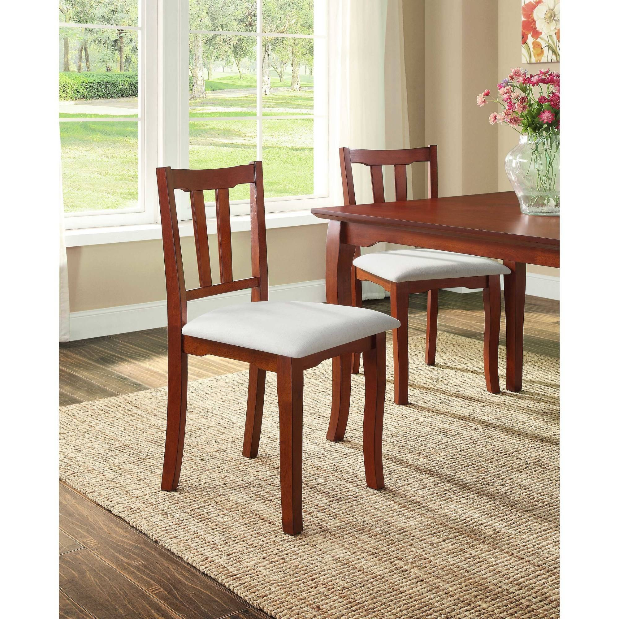 Better Homes and Gardens Ashwood Road Dining Chairs, Set of 2 by