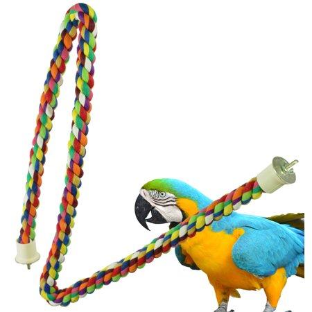 Bonka Bird Toys 1899 Large Rope Perch