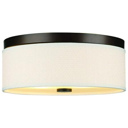 """Philips Forecast 60W 20.5"""" Cassandra Ceiling Light with Shade, Sorrel Bronze - image 5 de 5"""