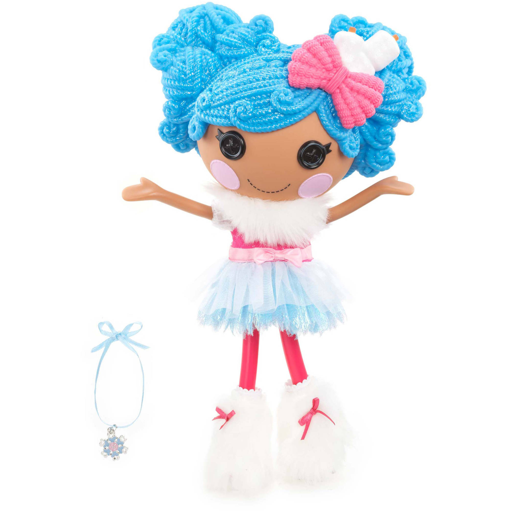 Lalaloopsy Super Silly Party Doll, Mittens Fluff 'n' Stuff