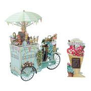 Paper d'Art Ice Cream 3D Pop Up Greeting Card (Other)