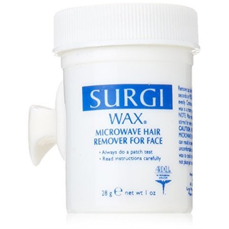 Surgi Care Wax Hair Remover for Face 1oz NO Strips