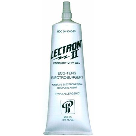 Lectron II Conductivity Gel for Ab Belts (8.45 fl. (Best Locking Gel For Dreads)