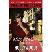 Ritz Harper Goes to Hollywood! - eBook