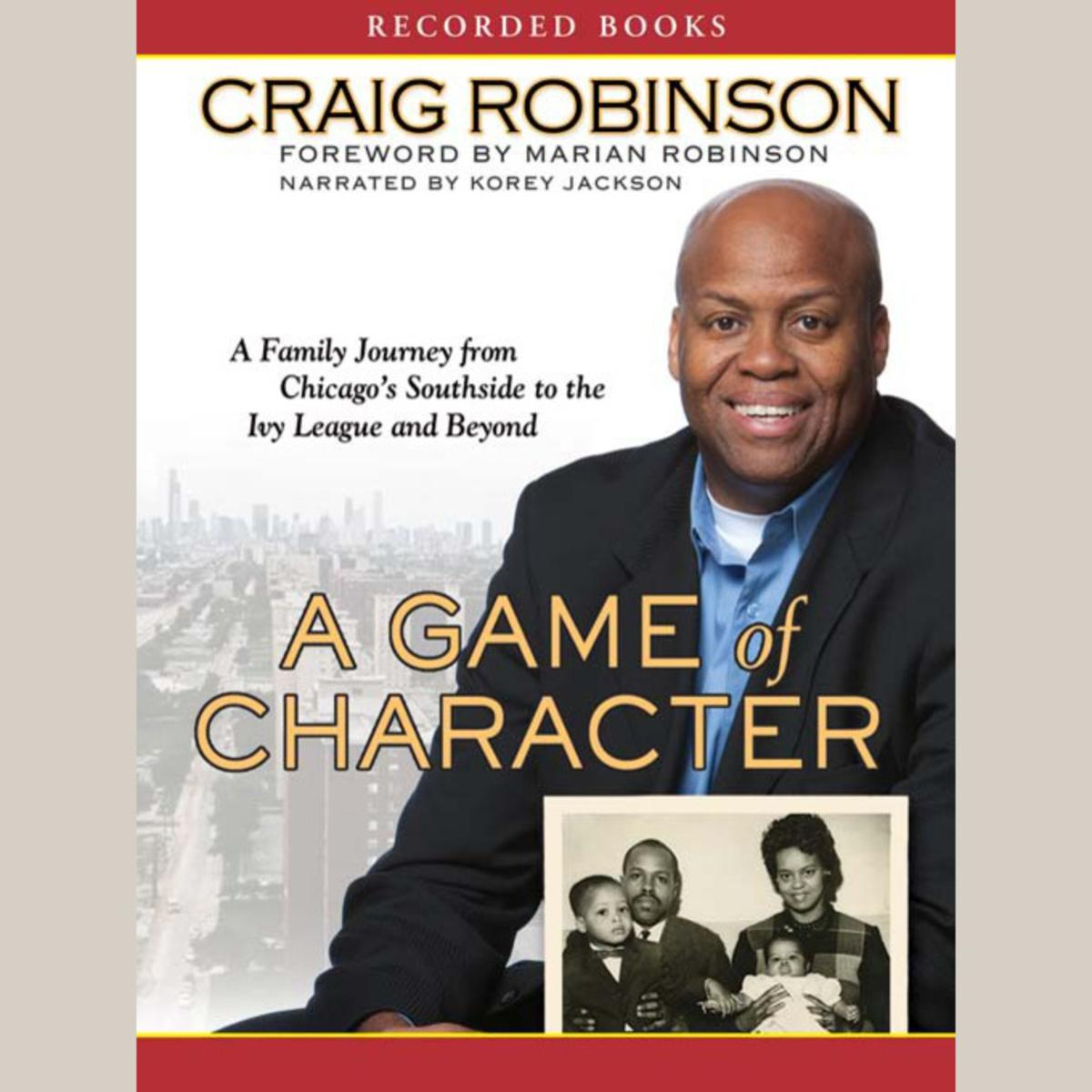 A Game of Character - Audiobook