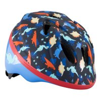 Schwinn Infant Bicycle Helmet, ages 0 - 3, dinosaur design