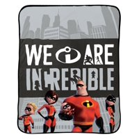 The Incredibles Throw