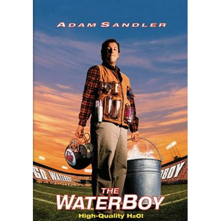 The Waterboy (DVD) (Halloween Adam Sandler)