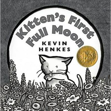 Kitten's First Full Moon (Hardcover) (Best Kittens For Kids)