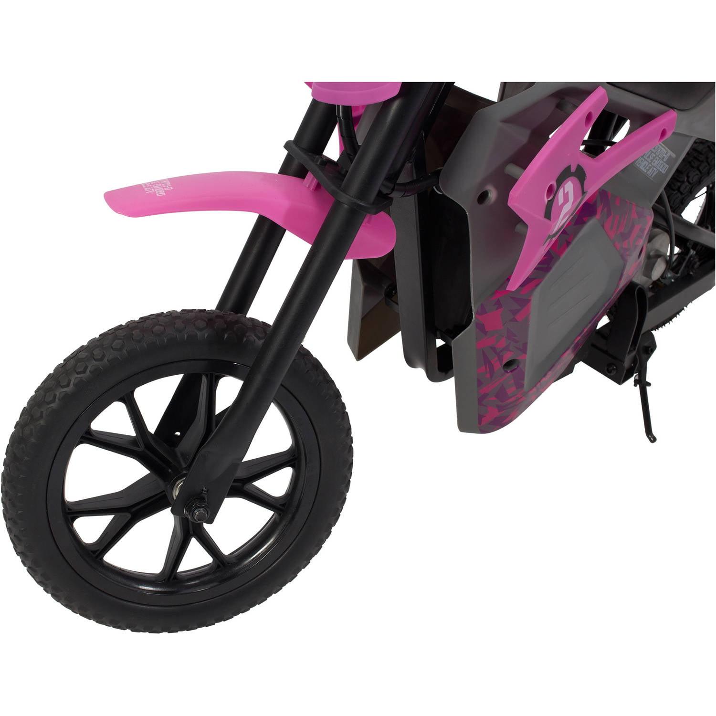 Pulse Performance Em 1000 Electric Dirt Bike Pink Honda