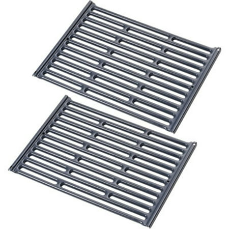 Genuine Weber Porcelain Enameled Cooking Gas Grill Grates Genesis (Porcelain Enamel Cooking Grate)