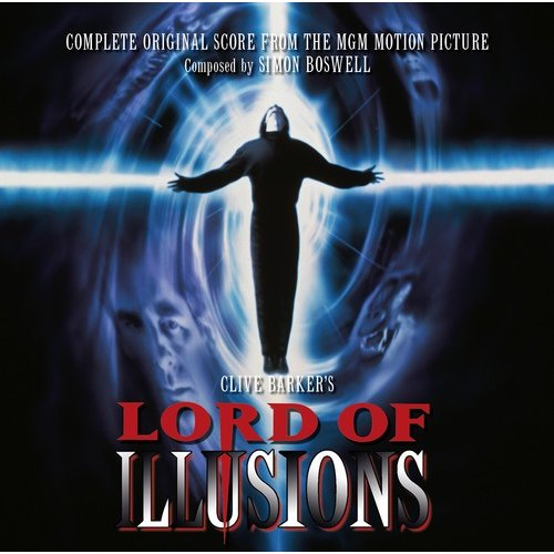 Clive Barker's Lord Of Illusions - O.S.T. (Ltd)