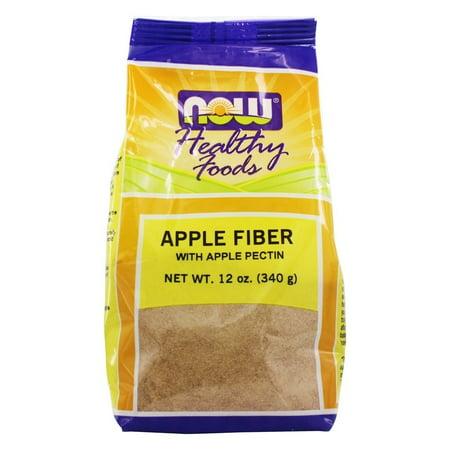 NOW Foods - Apple Fiber Powder - 12 oz.