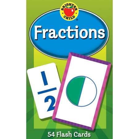 - Fractions Flash Cards