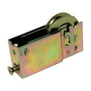 2-PK Barton Kramer 1-1/4 in. Dia. x 1/3 in. L Stamped Steel Patio Door Roller Assembly