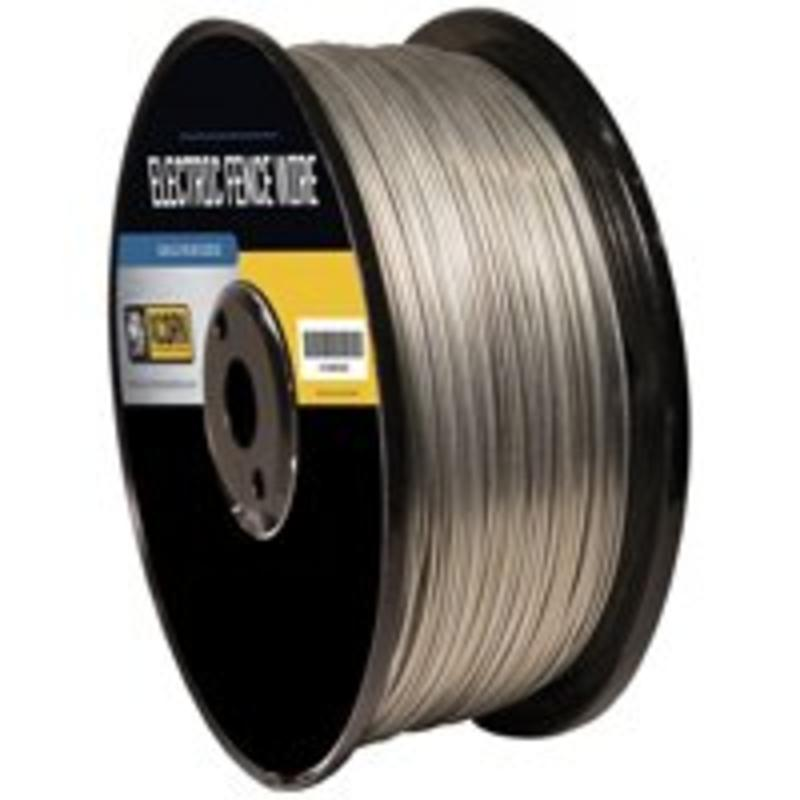 FENCE WIRE GALV 19GA 1/2 MILE