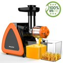 Morpilot Juicer Machine, Morpilot Slow Masticating Juicer