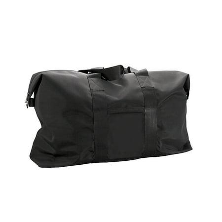 Monogram Online Jumbo Duffle Bag-Black
