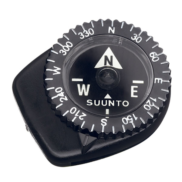 Suunto Clipper L B NH Compass by Suunto