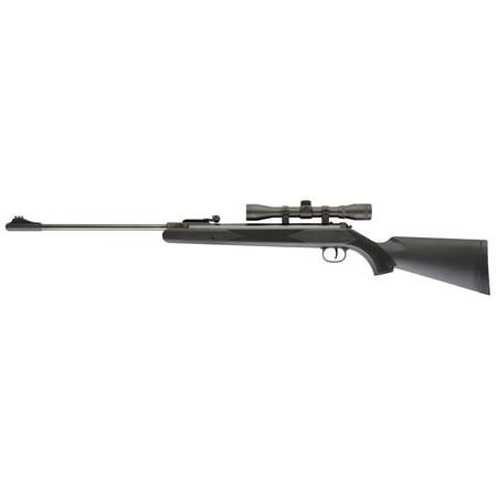 Deluxe Double Rifle - Ruger Blackhawk Combo Air Rifle, .177 Pellet, 1200 FPS