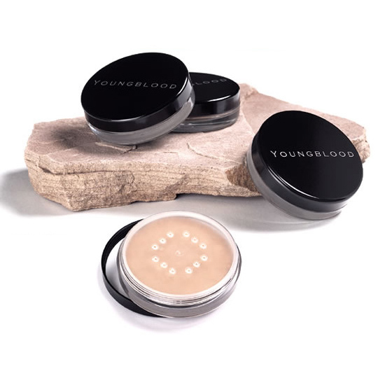 Youngblood - Natural Mineral Foundation - Rose Beige