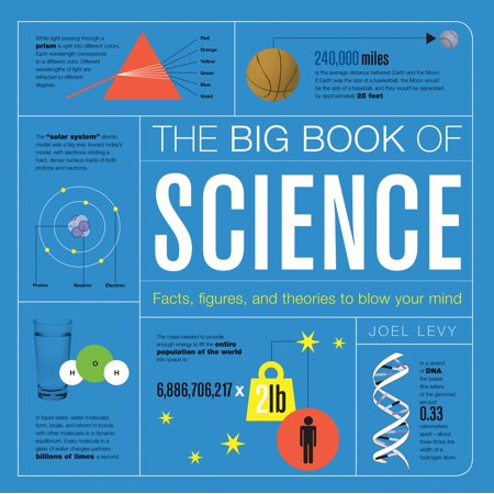 The Big Book of Science : Facts, Figures, and Theories to Blow Your Mind