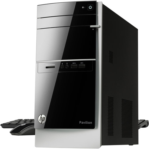 HP Pavilion 500-a60 Desktop PC with AMD A6-5200 Accelerated Processor, 8GB Memory, 1TB Hard Drive and Windows 8 (Monitor Not Included)