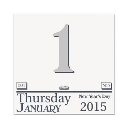 House of Doolittle Today Wall Calendar Refill, 6 x 6, 2015 HOD311 ()