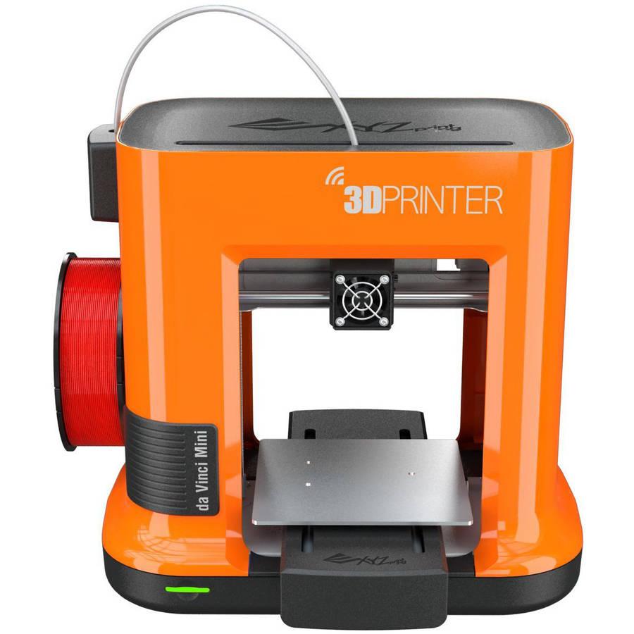 DA Vinci mini wireless 3D Printer with free $14 filament