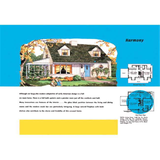 Buy Enlarge 0-587-04714-3P20x30 Harmony- Paper Size P20x30