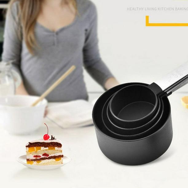 Details about  /Measuring Tools Measuring Cups Kitchen Gadgets Flour Scoop Measuring Spoon