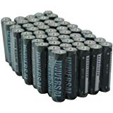 UBCD5312 UPG D5312 D5912 Alkaline Batteries AA 50