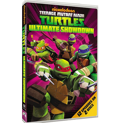Teenage Mutant Ninja Turtles: Ultimate Showdown (Walmart Exclusive) (Widescreen)